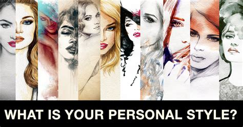 What Is Your Personal Style? Question 8  What Style Do