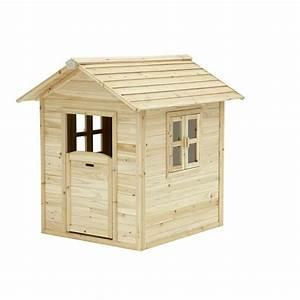 Cabane En Bois Pour Enfant : cabane en bois noa ~ Dailycaller-alerts.com Idées de Décoration