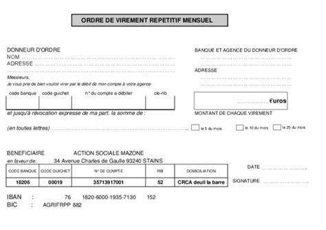 modaile ordre de virement pdf notice manuel d utilisation