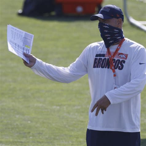 Report: Broncos DC Ed Donatell out vs. Chargers Due to ...