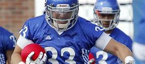 KU football player Nick Sizemore arrested on suspicion of ...