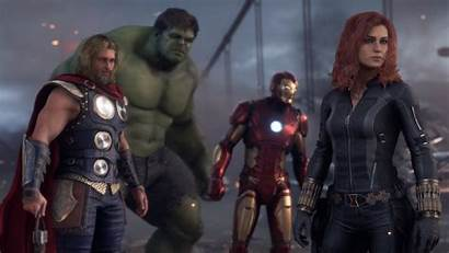 Avengers Marvel Marvels Characters Wallpapers Games 4k