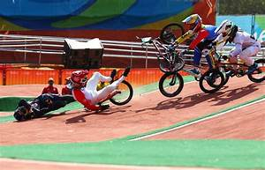 US BMX team takes different approach to Rio - The San ...
