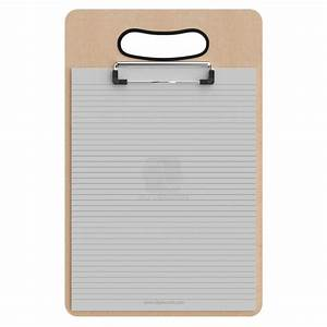 letter size mdf handle clipboard With letter size clipboard