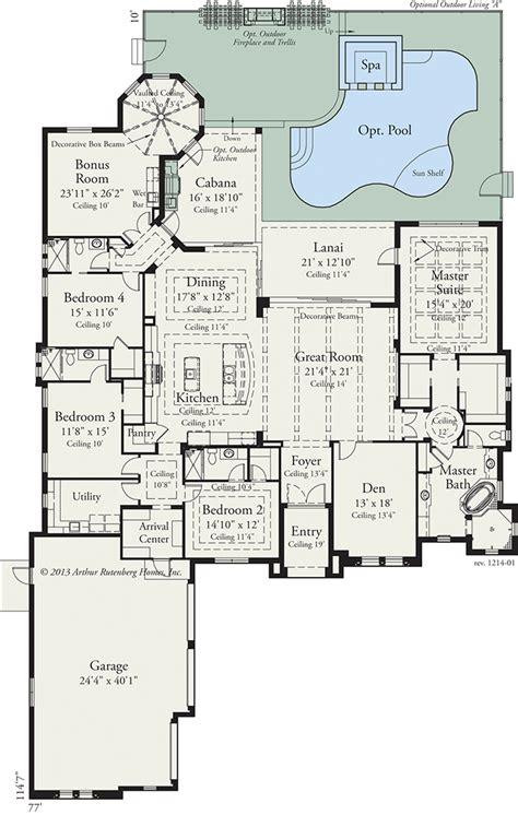 Arthur Rutenberg Bermuda Floor Plans by Arthur Rutenberg Homes Floor Plans