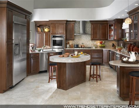 Trendsetter Interiors Kitchen Designs By Kitchenaid