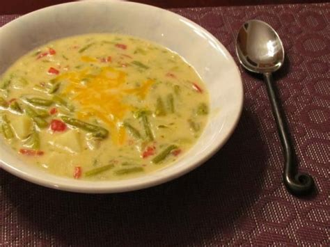 easy potato asparagus soup recipe