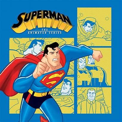 Season Superman Animated Series Dc Universe