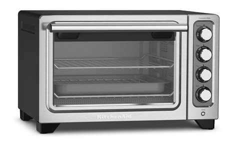 Small Countertop Ovens by Kitchenaid Kco253bm Compact Convection Countertop Oven