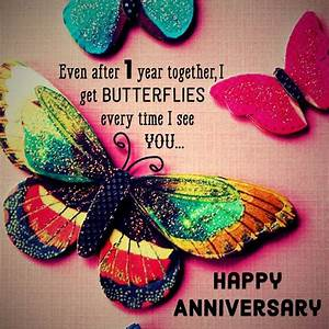 First Anniversa... First Love Anniversary Quotes