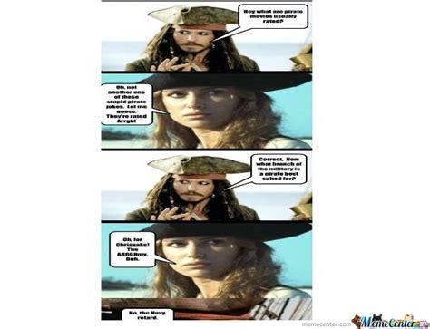 Pirate Joke Meme