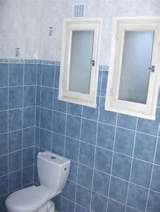 exceptional deco salle de bain bleu 2 sde wc blanc bleu With decoration salle de bain bleu