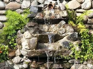 Fontaine De Jardin Pas Cher : cascade exterieur fontaine jardin casca jardines salsa ~ Carolinahurricanesstore.com Idées de Décoration
