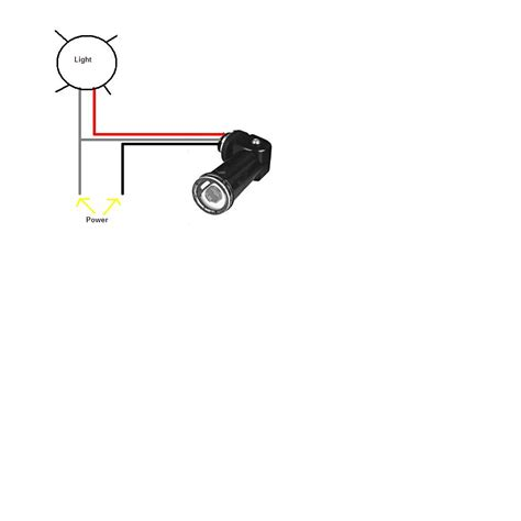 Porch Light With Photocell Wiring Diagram by Wiring Photocell Light Sensor Wiring Diagram