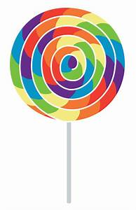 Lollipop clipart transparent background - Pencil and in ...