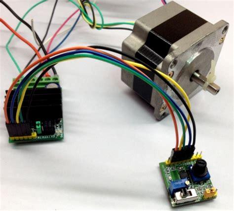 Pulse Generator For Stepper Controller Using