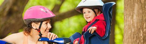 sieges enfants siège enfant ou remorque vélo le matériel pour une balade