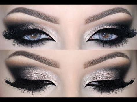 Sexy And Dramatic ♡ Smokey Eye Make Up ♡ Youtube