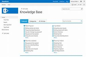 28 knowledge base template sharepoint 2013 knowledge for Sharepoint knowledge base template 2013