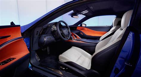 lexus lc interior lexus lc 500h interior