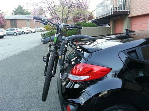 bike rack for hatchback 17 best ideas about hatchback bike rack on