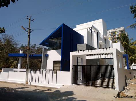 modern villa designs bangalore architect magazine ashwin architects bangalore karnataka