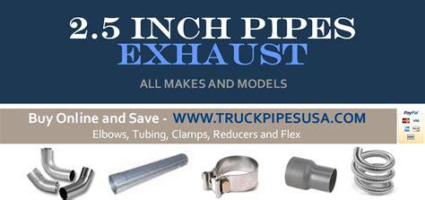 Truck Exhaust 2 1/2