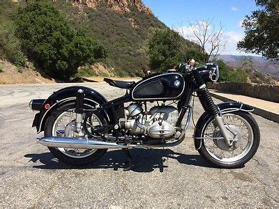 Bmw R69s For Sale by 1968 Bmw R69s Motorcycles For Sale