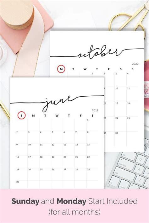 druckbare kalender   kalender fuer rahmen kalender