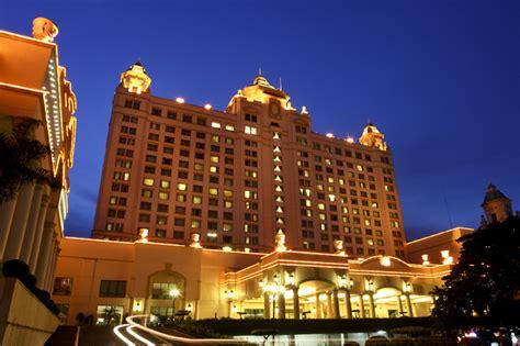 waterfront cebu city hotel casino facade mug