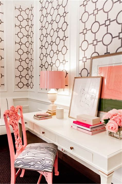 elegant  exquisite feminine home offices digsdigs
