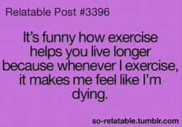 funny workout quotes for women funny pictures and exercise health  Funny Workout Quotes