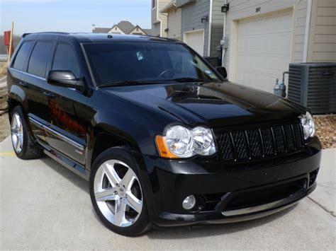 2008 Jeep Grand Cherokee Srt8 Nightmare To Dream, Dead Pc
