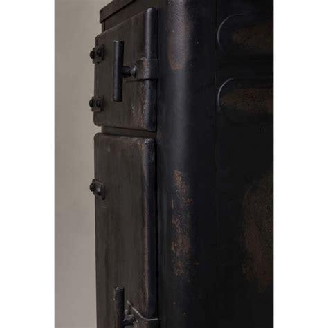 canapé hollandais meuble de rangement métal indu par drawer fr