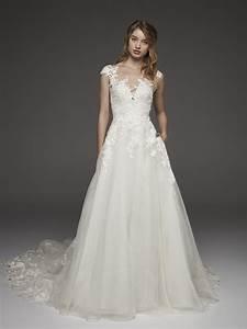 robe de mariee princesse avec fleurs au fil brode haya With tapis chambre bébé avec robe de soirée fleur
