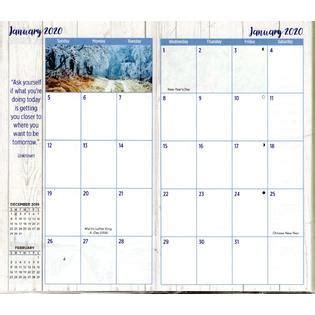 pocket planner calendar ni pathways    year