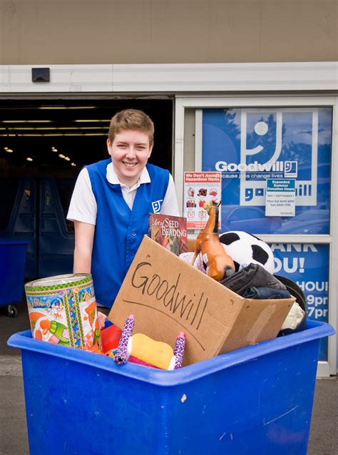 Goodwill Donation Guidelines - Goodwill of Southeastern