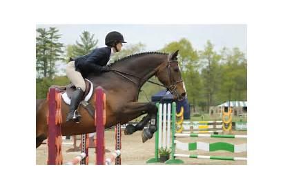 Oxer Krinsky Hard Jumping Class Dedication Rides