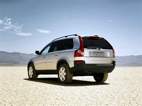 volvo xc supercharged  car  catalog