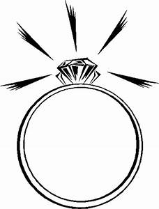 Engagement ring cartoon clip art 9 engagement rings ...