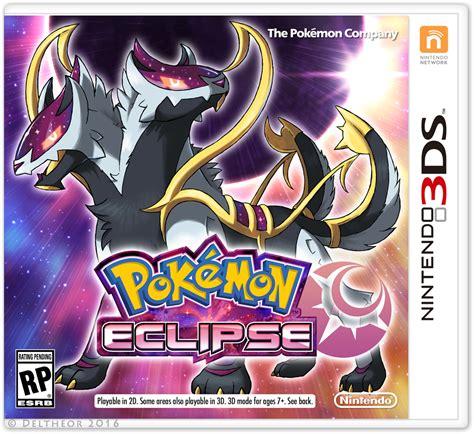 Pokemon Eclipse Boxart By Deltheor On Deviantart
