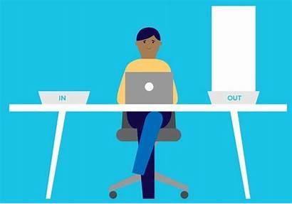 Health Mental Employers Worker Office Computer Help