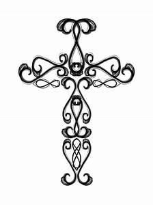 Catholic Cross Drawing | Clipart Panda - Free Clipart Images