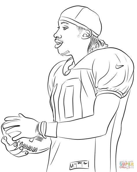 chic design nfl teams coloring pages mascot page football