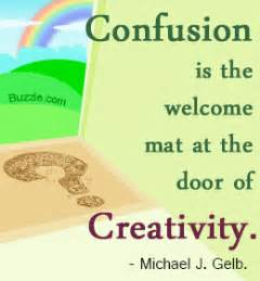 CONFUSION QUOTES image quotes at hippoquotes.com