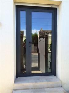 porte dentree alu vitree sellingstgcom With porte d entrée vitrée alu