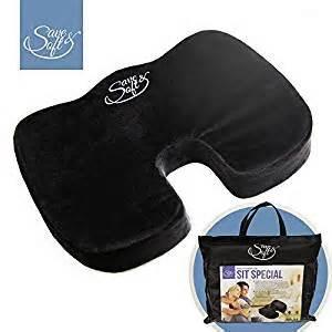 amazon com orthopedic memory foam seat cushion