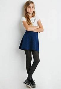 Classic Solid Tights Set (Kids) | Forever 21 girls - 2052289089 | My Style | Pinterest | Forever ...