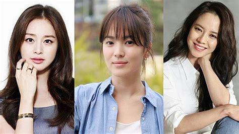 artis korea  cantik alami  operasi plastik