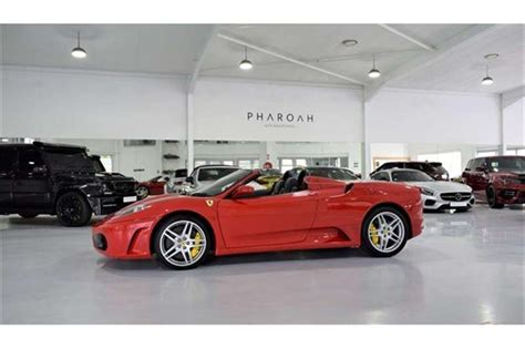 I can only imagine how much ferrari services are. ferrari in Cars in South Africa   Junk Mail